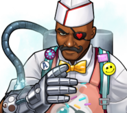 Undercover Nick Fury icon