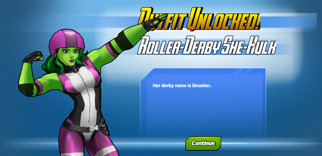 File:Outfit Unlocked! Roller Derby She-Hulk.png