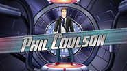 Character Recruited! Phil Coulson