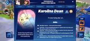 Karolina Dean's Profile