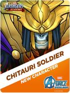 New Character! Chitauri Soldier