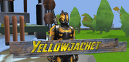 Yellowjacket boss