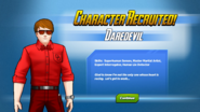 Character Recruited Daredevil