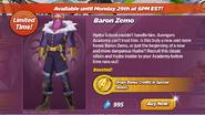 Baron Zemo ad