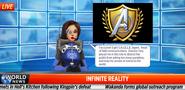 Return of A-Force World News 2