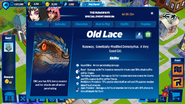 Old Lace's Profile