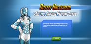 Outfit Unlocked Arctic Armor Pepper Potts