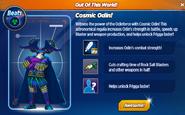 Cosmic Odin Ad