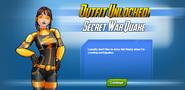 Outfit Unlocked! Secret War Quake