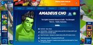Amadeus Cho profile