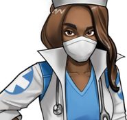 Claire Temple Rank 5 Icon