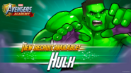 Hulk New Recruit
