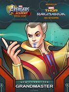 New Recruit Thor Ragnarok Event Grandmaster