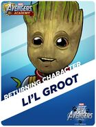 Returning Hero Pet Avengers Event Lil' Groot