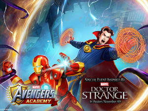 Doctor Strange event