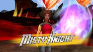 Misty Knight Arrives