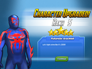 Spider-Man 2099 Rank 5