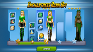 Enchantress Ranks