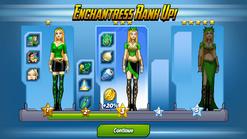 Enchantress Ranks