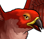 Redwing Rank 1 icon