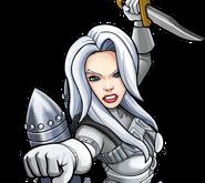 Silver Sable Icon