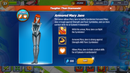 Armored Mary Jane Ad