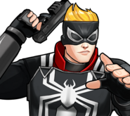 Agent Venom Rank 3 Icon
