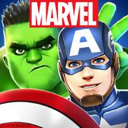Cap & Hulk