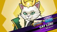 New Outfit Inhumans Event Cat Loki