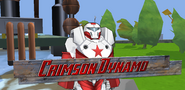 Crimson Dynamo Arrives as Boss
