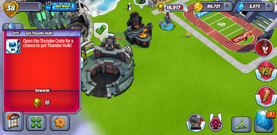 Get Thunder Hulk!