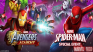 Spider-Man Event Load Screen