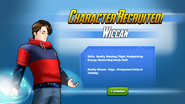 Character Recruited Wiccan