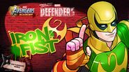 Iron Fist Defenders Returning