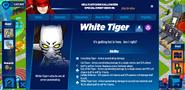 White Tiger's Profile