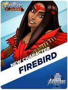 New Recruit Pet Avengers Event Firebird