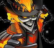 Cowboy Ghost Rider icon