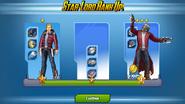 Star Lord Ranks