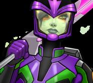Gamora Galactic Icon