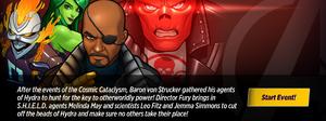Agents of S.H.I.E.L.D. Event