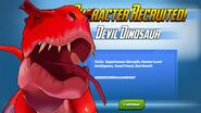 Character Recruited! Devil Dinosaur