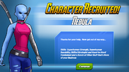 Character Recruited Nebula