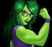 She-Hulk Rank 3 icon