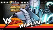 Whiplash Armor Wars Challenger