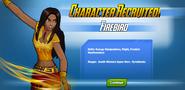 Character Recruited! Firebird