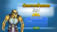 Character Upgraded! Chitauri Soldier Rank 3