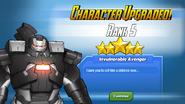 Character Upgraded! War Machine Rank 5