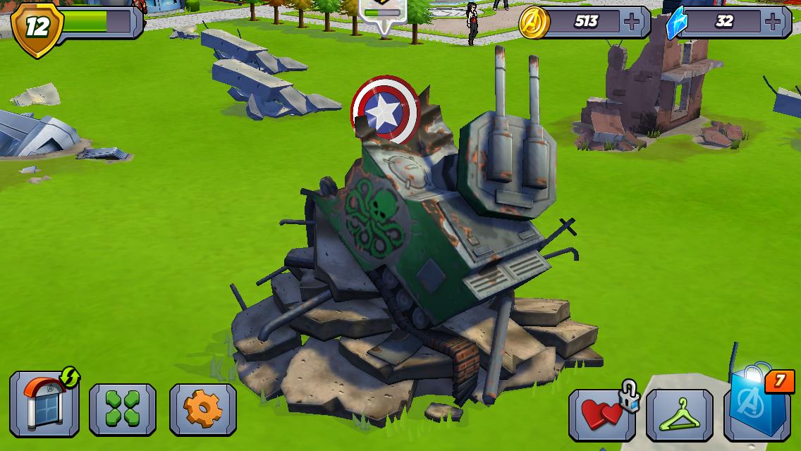 War Zone | Avengers Academy Wikia | FANDOM powered by Wikia