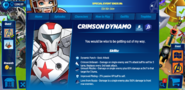 Crimson Dynamo's Profile