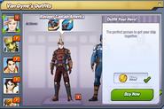Ravager Captain America Van Dynes